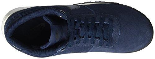 Nike Hoodland Suede, Chaussures de Randonnée Homme Azul (Obsidian / Black-Sail)
