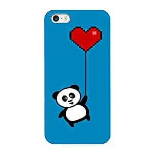 BlueAdda Back Cover for Apple IPhone 5/5S