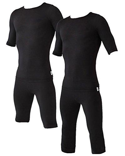 EMS Wäsche - das Original von bodyfitwear (kurzes Bein, M)