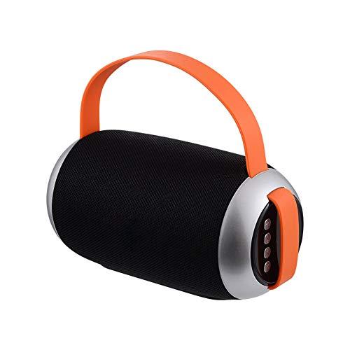 PXYUAN-Bluetooth-Sportlautsprecher - Wasserdichter tragbarer Außenlautsprecher, Radio HD-Audio und Subwoofer Eingebautes Mikrofon Freisprechen Chef-auto-subwoofer