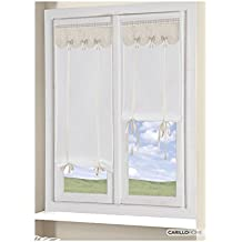 Amazon.it: tende cucina shabby chic