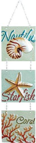 Premier Kites 81188tri-panel Glas expression Hängendes Banner, Shell Trio