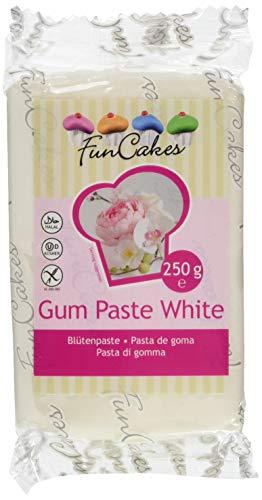 FunCakes Blütenpaste weiß (250 g)