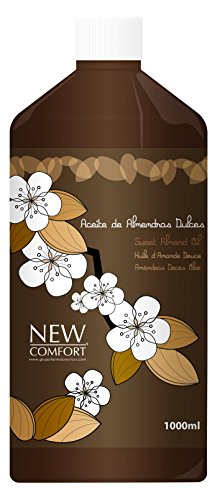 New Comfort Aceite de Almendras Natural - 1000 ml