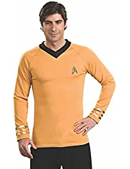 Rubie's 888982L - Camiseta Star Trek (talla 42/46)