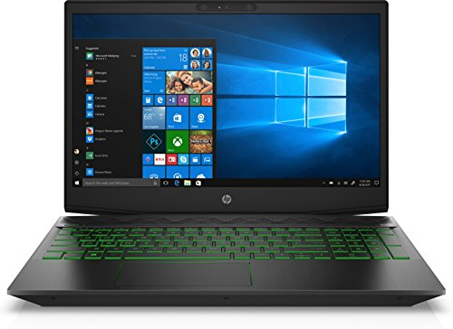 HP Pavilion Gaming 15-CX0001NL 4JZ02EA Notebook