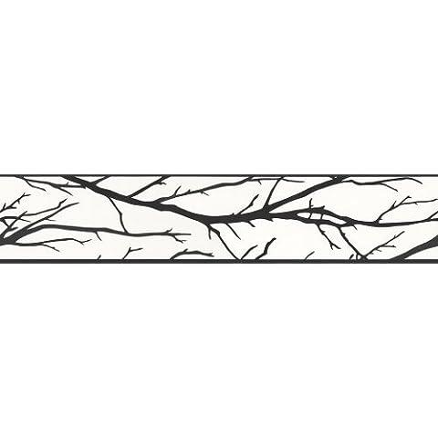 Schner Wohnen 268440 Wallpaper Border White /