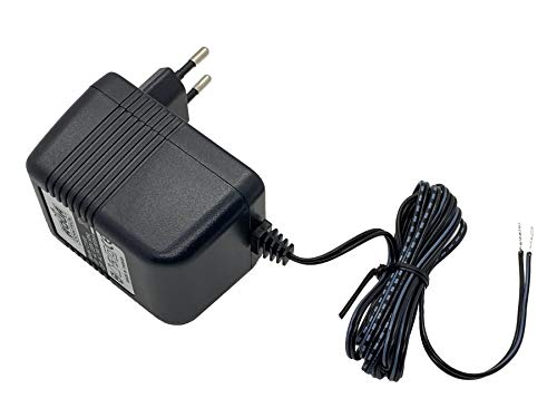 AQUA CONTROL C1100 Transformador para Programadores de Riego 220/24, Negro, 5x6x9 cm