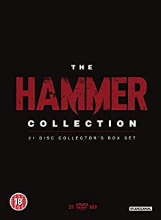 Ultimate Hammer Collection (2013) [DVD] (B00F4U8ZRQ) | Amazon price tracker / tracking, Amazon price history charts, Amazon price watches, Amazon price drop alerts