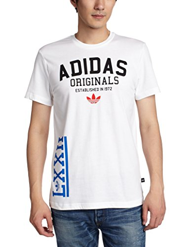 Adidas Collage T-Shirt Weiß Weiß