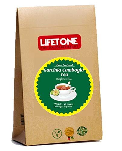 Garcinia Cambogia Gewichtsverlust Tee 20 Teebeutel • Abnehmen Tee • Kräutertee • Diät-Tee • Fett verbrennen dünner Tee