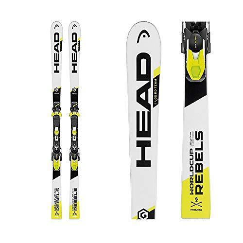 Head Worldcup Rebels i.GS RD Team Ski Alpin, 166 Ohne Bindung