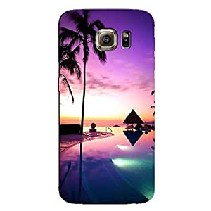 SCENIC VIEW BACK COVER FOR SAMSUNG GALAXY S6