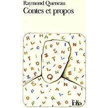 Contes et Propos
