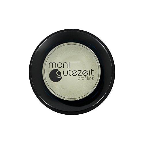 Base de maquillage professionnelle / green base pour égalisation de rougeurs de la peau, 6 gr.