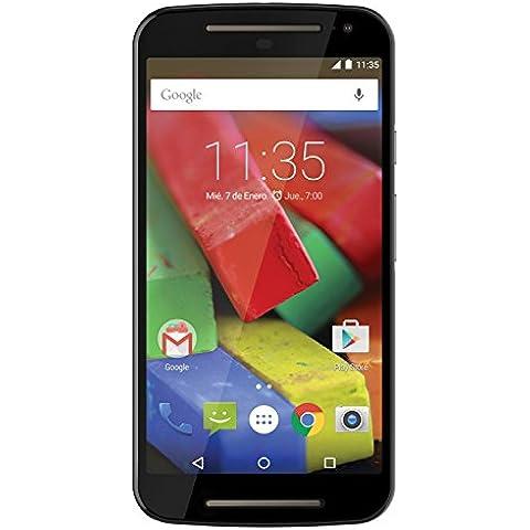 Motorola Moto G XT1072 (2ª Generación) 4G - Smartphone libre Android (pantalla 5