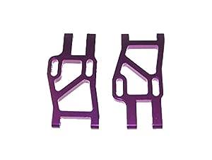 Redcat Racing Aluminum Front Lower Arms (2 Piece), Purple