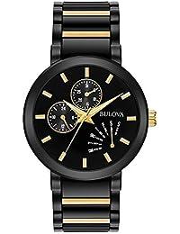 Bulova Reloj de Pulsera 98C124