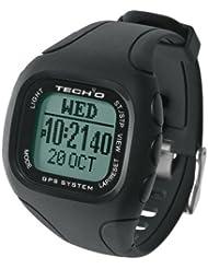Tech4O Uhr Discover, black