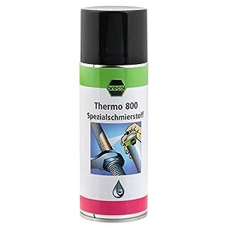 THERMO 800 - Kupferbasis - 400ml - Vorwiegend geeignet als Schmier-, Trenn- und Korrosionsschutz an Befestigungsteilen sowie für Batteriepole, Feststoffdichtungen, Gelenke, Bremsklotzrückseite etc.