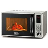 Black+Decker 23L Digital Microwave Oven with Grill, MZ2310PG-B5