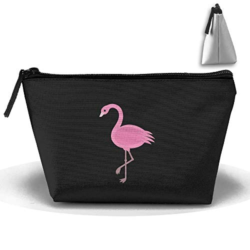 Rosa Flamingos Portable Make-up erhalten Tasche Speicher große Kapazität Taschen Handtasche Reise