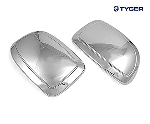 TYGER ABS Triple Chrome Plated A Pair Mirror Covers 00-06