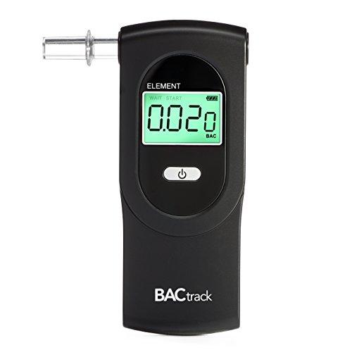 BACtrack elemento profesional alcoholímetro portátil probador de alcohol en el aliento
