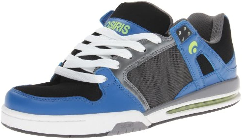Osiris hombres Pixel Skate zapatos,azul/negro/Lime,5 M US  -