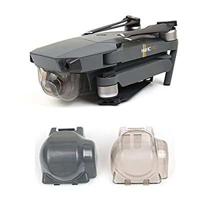 Fascinated Drone 1 Pc Gimbal Camera Guard Protector Lens Cover Cap Can Fix the Gimbal for DJI MAVIC PRO Drone