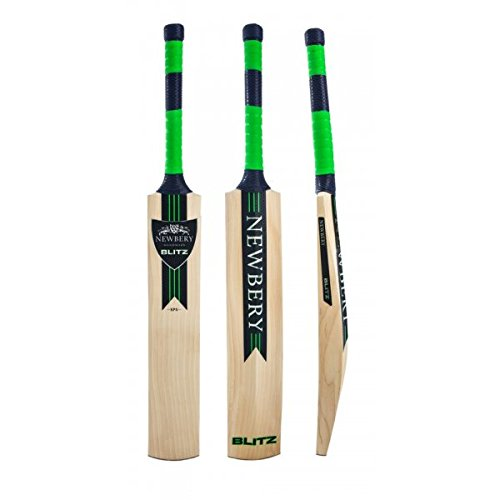 Newbery Blitz T20 Cricket Bat (Short Handle, HEAVY 2lb 15oz)
