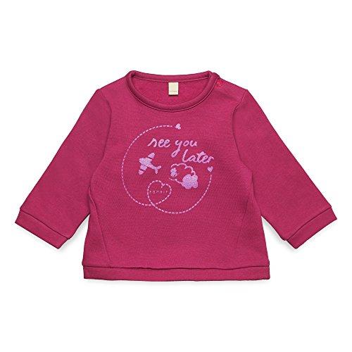 ESPRIT KIDS Baby-Mädchen Sweatshirt RM1501109, Rosa (Fuchsia 356), 80