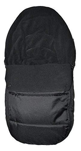 Asiento de coche para saco/Cosy Toes Compatible con ABC diseño Cobra Risus-negro jack