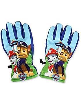 Kinder Handschuhe Fingerhandschuhe Fäustlinge PAW PATROL o. FROZEN o. SPIDERMAN