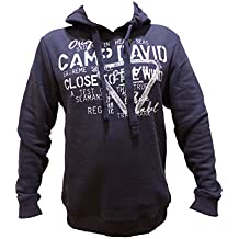 27cbf1ff5702 Camp David Sweatshirt with Hood Especially for Men 2017 HW CCU-5555-3984 M L