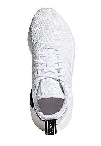 Nero Ftwr Rotto Interno Adidas r2 Scarpe Donna Da Bianco bianco Nmd Bianco Ginnastica Cristallo S16 CP06wCqO