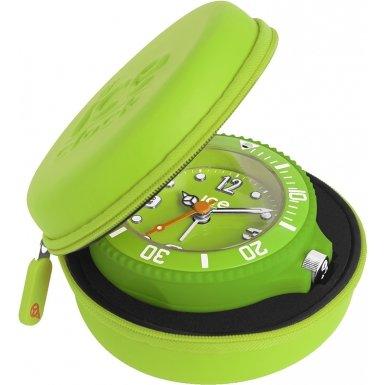 ICE-Watch - ITAF.GN - - Réveil Mixte - Quartz Analogique - Cadran Vert - Bracelet