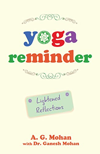 Yoga Reminder: Lightened Reflections (English Edition)