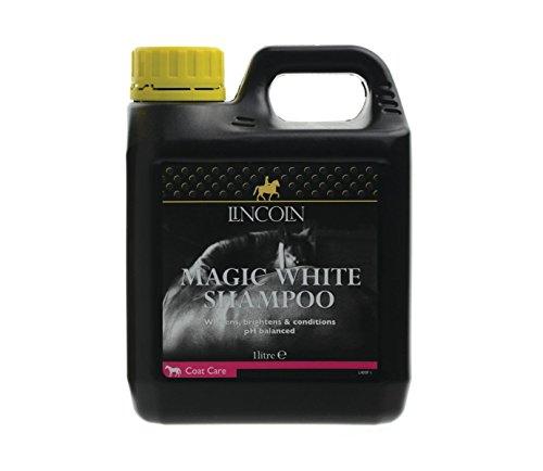 Lincoln Magic White Horse Shampoo 1 litre