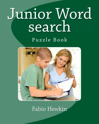 Junior Word search : 20 WordSearch Puzzles for Kids: Puzzle Book por Fabio Hewkin