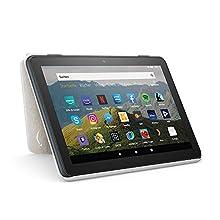 Hülle für Fire HD 8-Tablet   Kompatibel mit der 10. Generation (2020), Sandstein