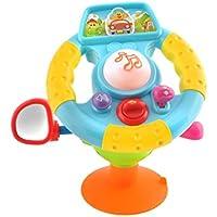 Lenkrad Babyspielzeug Motorik Lernspielzeug Auto Motorikspiel mit Sound #2967 preisvergleich bei kleinkindspielzeugpreise.eu