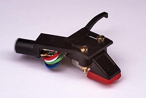 Hs 8000 Serie (Schutzhülle für Kartusche Offset schwarz, Halterung, mit Kartusche und Nadel für CEC 8002, 8001, 8003, Disco 4000, HS510, HS610, HS910, ST 540, ST130, st530, Kartusche und Eingabestift)