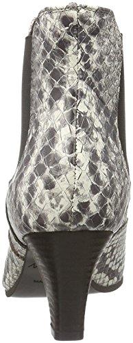 MARC CAIN Fb Sb.11 L26, Bottes Classiques femme Gris - Grau (Dark Taupe 654)
