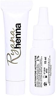 Ryana Eyebrow Henna - Black, 30 ml