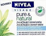 Nivea Pure & Natural Moisturizing Crème de Jour 50 ml