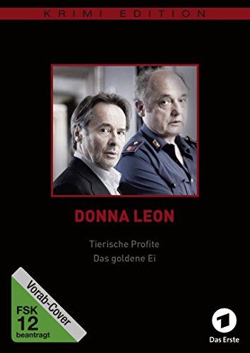 Donna Leon: Tierische Profite / Das goldene Ei hier kaufen