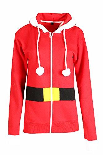 2e90d840790 New Ladies Mens Elf Santa Christmas All One Unisex Novelty Onesie ...
