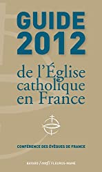 Guide 2012 de l'Eglise catholique en France