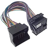 1:1 Most Quadlock Verlängerung 40-PIN Stecker Buchse Kabel Adapter VW AUDI SKODA